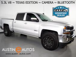 2016_Chevrolet_Silverado 1500 Crew Cab LT_*5.3L V8, TEXAS EDITION, BACKUP-CAMERA, COLOR TOUCH SCREEN, REMOTE START, HEATED BUCKET SEATS, TRAILERING PKG, BLUETOOTH_ Round Rock TX
