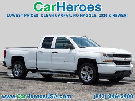 2016_Chevrolet_Silverado 1500_Custom_ Seffner FL