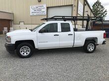 2016_Chevrolet_Silverado 1500 Double Cab Ladder Rack_Work Truck_ Ashland VA