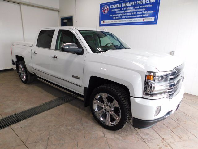 2016 Chevrolet Silverado 1500 High Country 5.3 V8 LEATHER NAVI SUNROOF Listowel ON
