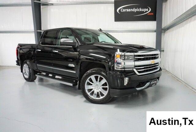 2016 Chevrolet Silverado 1500 High Country Dallas TX