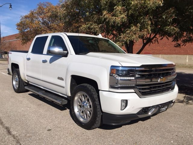 2016 Chevrolet Silverado 1500 High Country Crew Cab Short Box 4WD Wichita KS