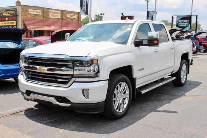 2016 Chevrolet Silverado 1500 High Country Fort Wayne Auburn and Kendallville IN