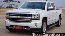 2016_Chevrolet_Silverado 1500_High Country_ Lubbock TX