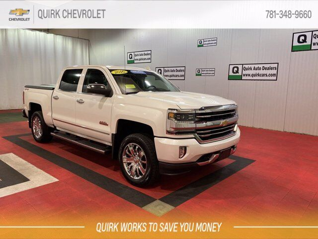 2016 Chevrolet Silverado 1500 High Country Braintree MA
