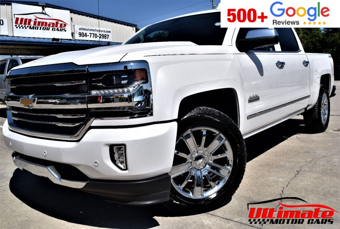 2016 Chevrolet Silverado 1500 High Country Saint Augustine FL