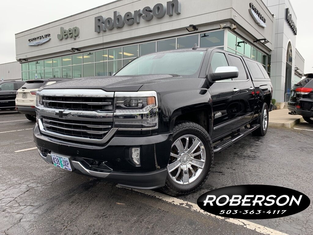2016 Chevrolet Silverado 1500 High Country Salem OR