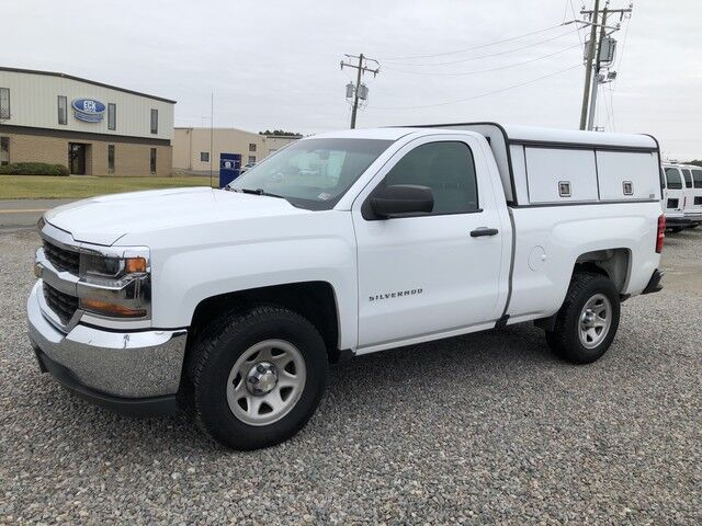 2016 Chevrolet Silverado 1500 LS Reg Cab w/ ARE Work Cap LS Ashland VA