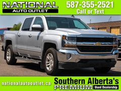 2016 Chevrolet Silverado 1500 LT - HEATED LEATHER - INTEGRATED TRAILER BRAKE
