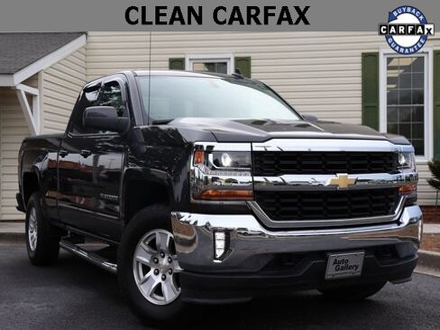 2016_Chevrolet_Silverado 1500_LT_ Gainesville GA