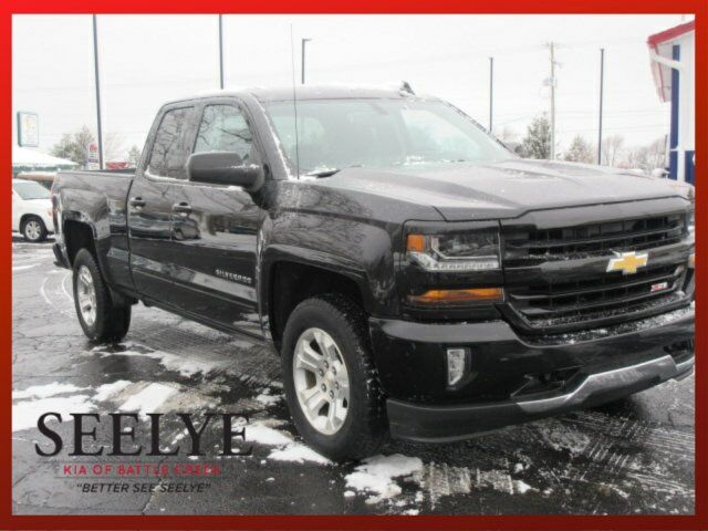 2016 Chevrolet Silverado 1500 LT Battle Creek MI