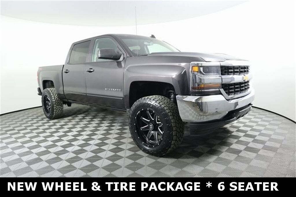 2016 Chevrolet Silverado 1500 LT Bountiful UT