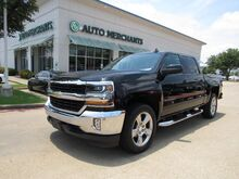 2016_Chevrolet_Silverado 1500_LT Crew Cab 2WD CLOTH SEATS, NAVIGATION FROM TELEMATICS, BACKUP CAMERA, SMART DEVICE INTEGRATION_ Plano TX
