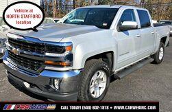 2016_Chevrolet_Silverado 1500_LT Crew Cab 4WD_ Fredricksburg VA