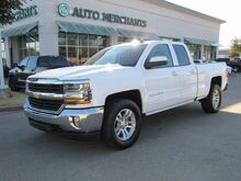 2016_Chevrolet_Silverado 1500_LT Double Cab 2WD, LEATHER, BACK UP CAMERA, BLUETOOTH CONNECTIVITY, APPLE CARPLAY_ Plano TX