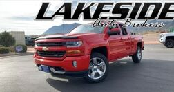2016_Chevrolet_Silverado 1500_LT Double Cab 4WD_ Colorado Springs CO