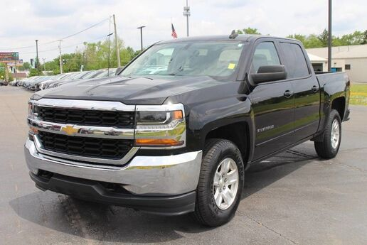 2016 Chevrolet Silverado 1500 LT Fort Wayne Auburn and Kendallville IN
