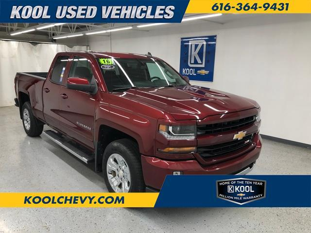 2016 Chevrolet Silverado 1500 LT Grand Rapids MI