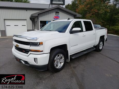 2016 Chevrolet Silverado 1500 LT Middlebury IN