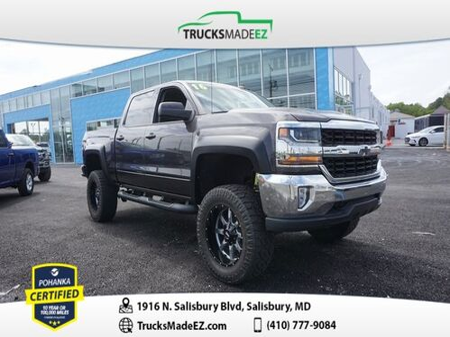 2016_Chevrolet_Silverado 1500_LT_ Salisbury MD