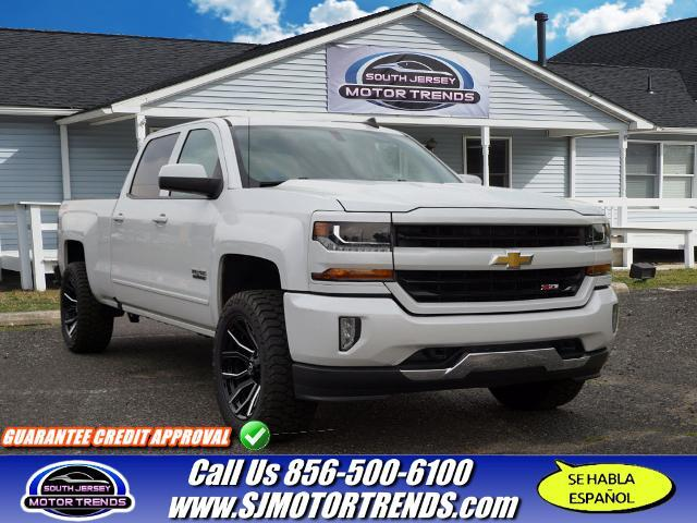 2016 Chevrolet Silverado 1500 LT Texas Edition