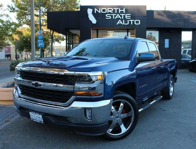 2016_Chevrolet_Silverado 1500_LT_ Walnut Creek CA