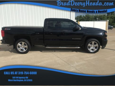 2016_Chevrolet_Silverado 1500_LT_ West Burlington IA