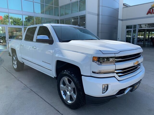 2016 Chevrolet Silverado 1500 LTZ 2LZ, Z71 PCKG, BT, NAVI, BCK-UP, PARK ASSIST,... Euless TX