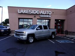 2016_Chevrolet_Silverado 1500_LTZ Crew Cab 4WD_ Colorado Springs CO