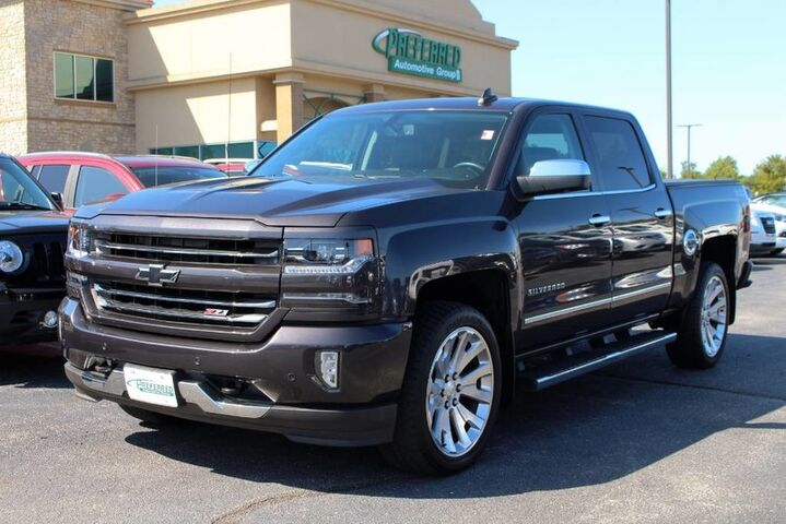 2016 Chevrolet Silverado 1500 LTZ Fort Wayne Auburn and Kendallville IN