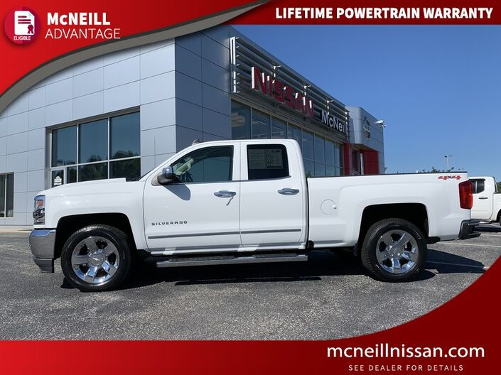 2016 Chevrolet Silverado 1500 LTZ High Point NC