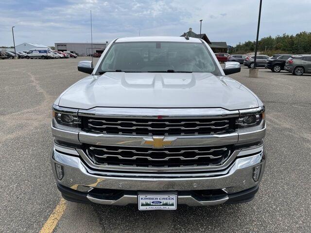 Used 2016 Chevrolet Silverado 1500 LTZ with VIN 3GCUKSEC2GG183658 for sale in Pine River, Minnesota