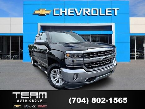 2016_Chevrolet_Silverado 1500_LTZ_ Salisbury NC
