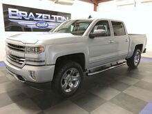 2016_Chevrolet_Silverado 1500_LTZ, Z-71, Leveling Kit, BFG All-Terrains_ Houston TX