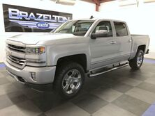 Chevrolet Silverado 1500 LTZ, Z-71, Leveling Kit, BFG All-Terrains 2016