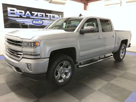 2016 Chevrolet Silverado 1500 LTZ, Z-71, Leveling Kit, BFG All-Terrains Houston TX
