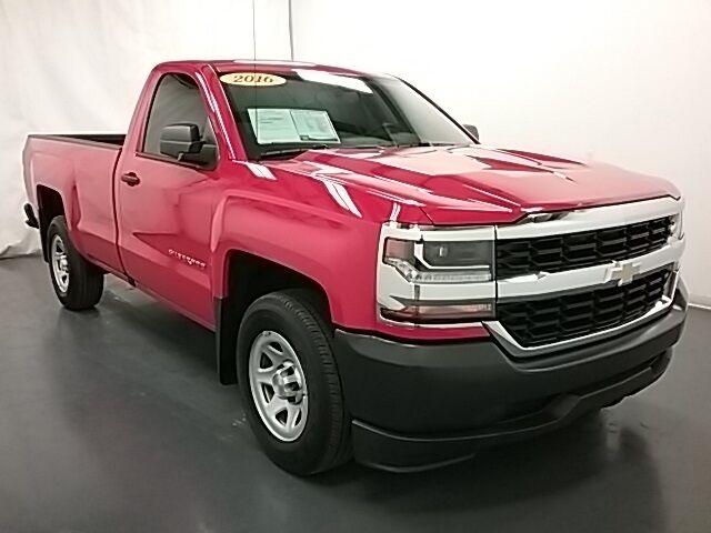 Crown Motors Holland >> Vehicle details - 2016 Chevrolet Silverado 1500 at Crown ...