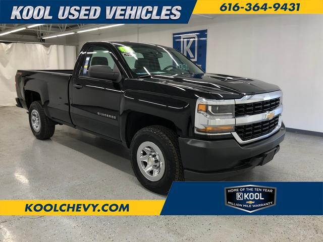 2016 Chevrolet Silverado 1500 Work Truck Grand Rapids MI