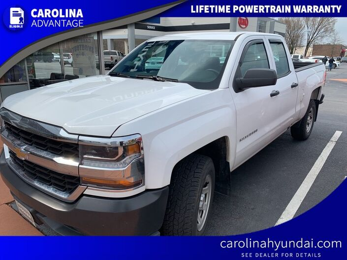 2016 Chevrolet Silverado 1500 Work Truck High Point NC