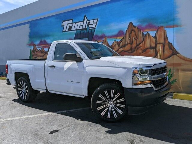 2016 Chevrolet Silverado 1500 Work Truck Apache Junction AZ