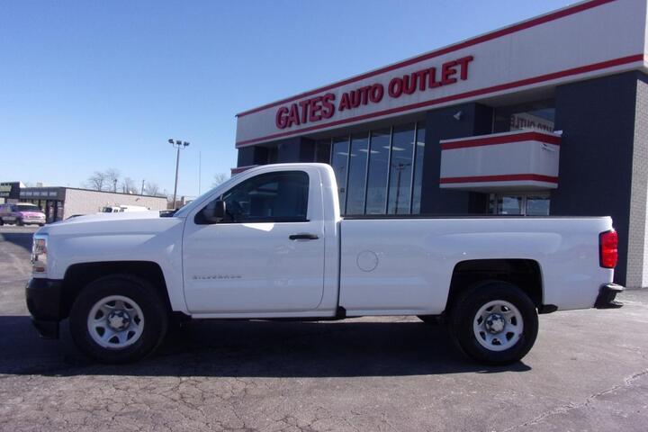 2016 Chevrolet Silverado 1500 Work Truck Richmond KY