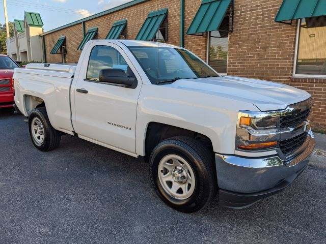 2016 Chevrolet Silverado 1500 Work Truck Short Box 2WD Knoxville TN