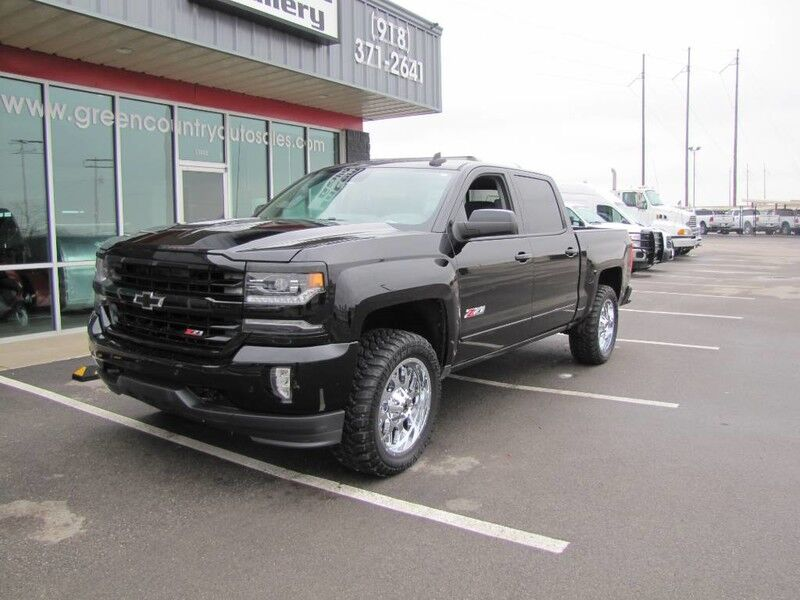 2016 Chevrolet Silverado 1500 Z71 4x4 Midnight Edition