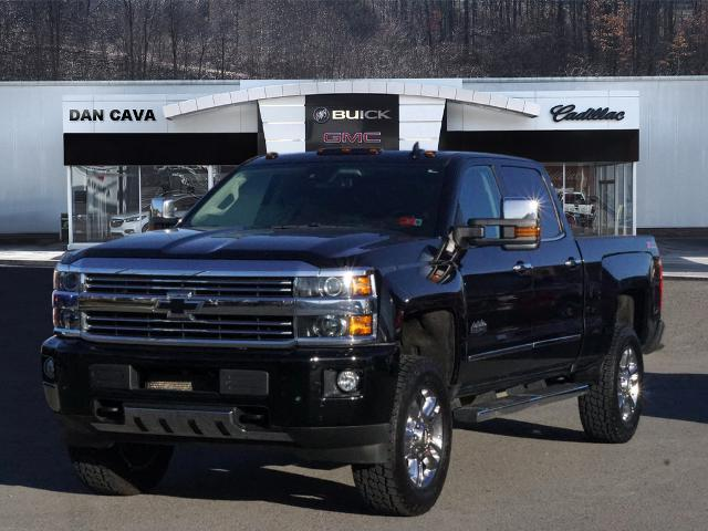 2016 Chevrolet Silverado 2500HD HIGH COUNTRY Clarksburg WV