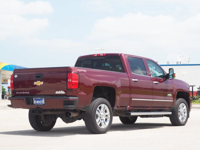 2016 Chevrolet Silverado 2500HD High Country  TX