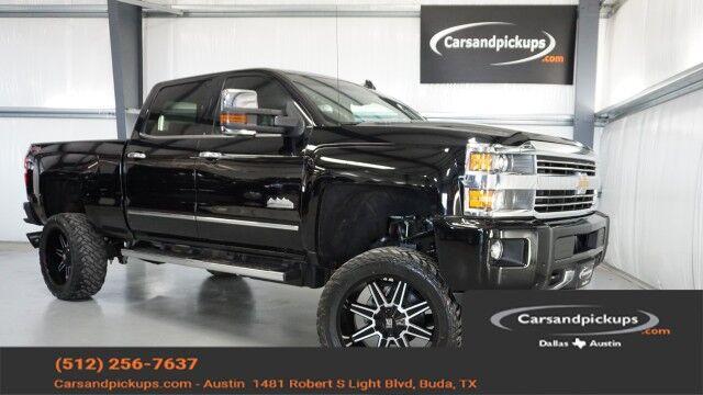 2016 Chevrolet Silverado 2500HD High Country Dallas TX