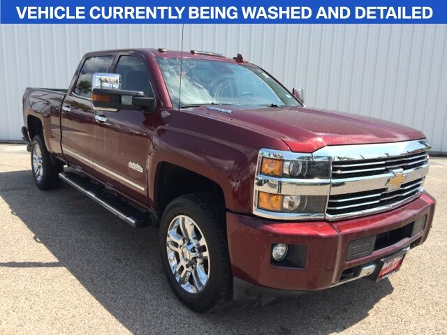 2016 Chevrolet Silverado 2500HD High Country Mercedes TX