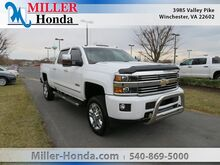 2016_Chevrolet_Silverado 2500HD_High Country_ Winchester VA