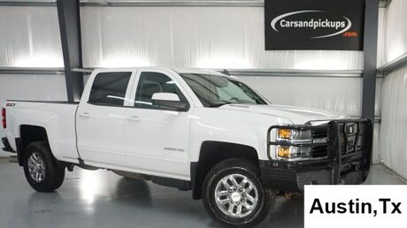 2016 Chevrolet Silverado 2500HD LT Dallas TX