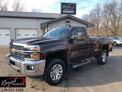 2016_Chevrolet_Silverado 2500HD_LT_ Middlebury IN